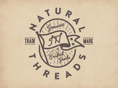 Natural Threads Logo Concept