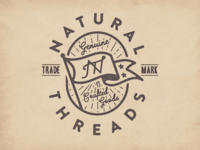 Natural Threads Logo Concept