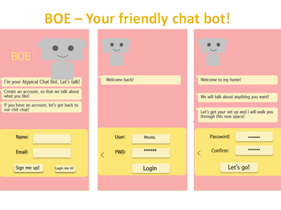 BOE - You friendly chat bot