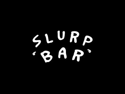 Ramen Bar ramen restaurant start up logo design typography illustration minimal branding