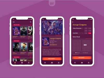 UI for Movie App