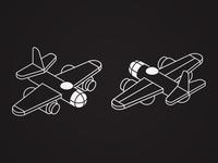 Isometric Planes