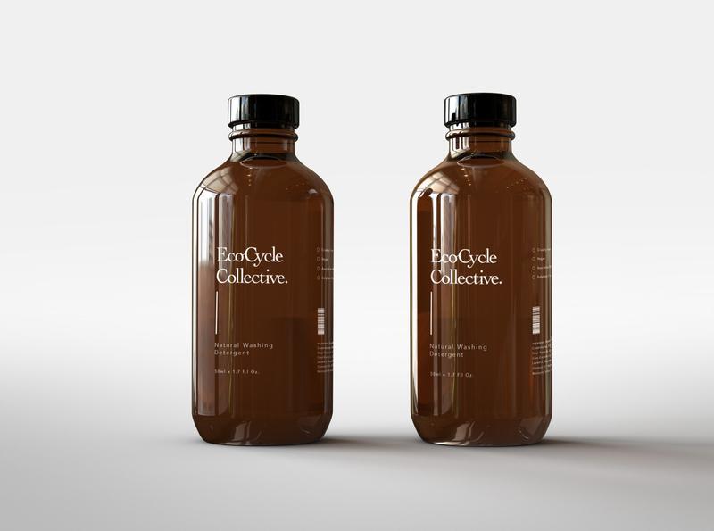 ECOCYCLE CO. // LABEL DESIGN label design label website design logo branding