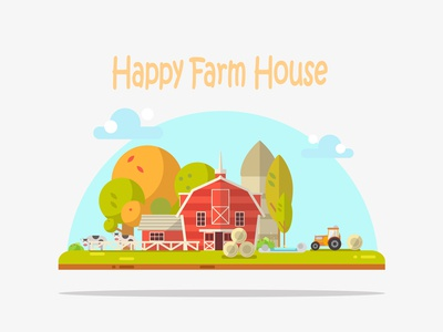 Happy Farm House