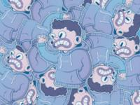 Stiker ilustration