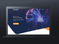 WIP - Homepage
