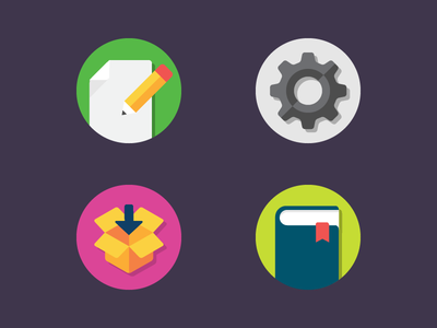 Rejected Icons 2
