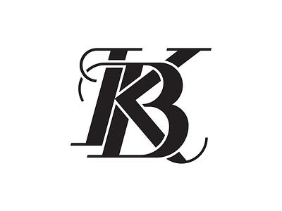 KB Monogram kb monogram personal identity kevin boodtama