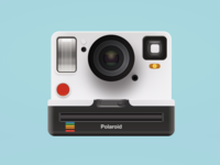 Polaroid Camera made in CSS