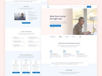 WorkRight landing page