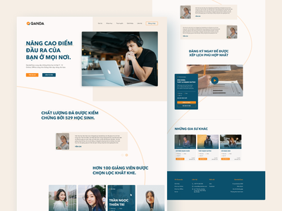 Conect Student and Teacher | Build with Webflow web ui ux design