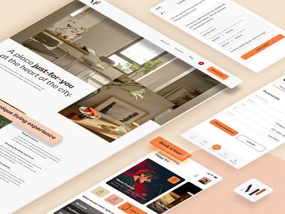 M Village Coliving Website & App