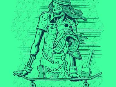 Skater Zombie