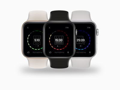 Daily UI   Countdown timer for home appliances applewatch iwatch countdown timer countdowntimer countdown uichallenge dailyui ui daily 100 challenge design