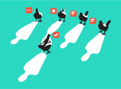 Meeting manga anime design admind art vector illustration pigeon evangelion