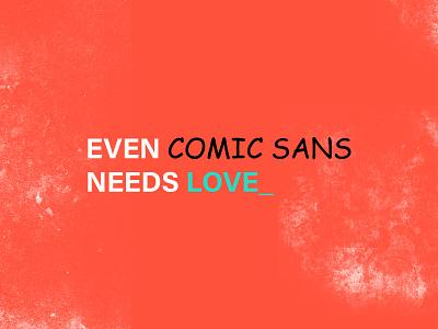 Diversity Day #3 design art comic sans comic typography tolerance admind illustration diversity celebrate