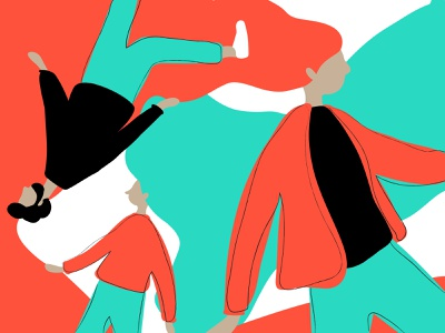 Diversity Day #6 vector art design tolerance admind illustration celebrate diversity