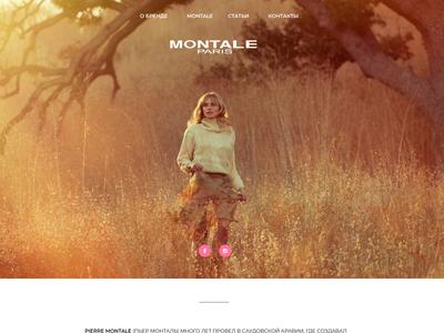perfume Montale