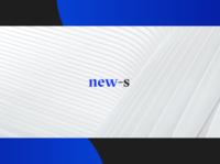 NEW-S App Logo Design