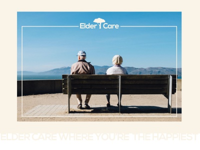 Elder Care Logo minimal collages collage graphics logos tree logo icon typography logodesign logo design logotype care elderly elder elder care vector branding logo graphic design design