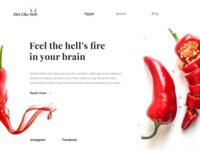 E-shop for spices