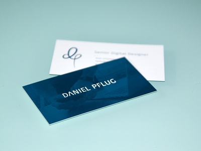 dp | Business Cards business card stationary office corporate branding typography typo identity brand personal