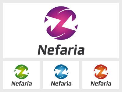Nefaria nefaria logo community