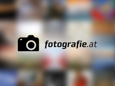 fotografie.at logo retouching logo photographie fotografie austria community retouching redesign