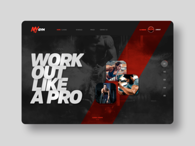 MyGym - workout like a pro