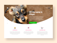 PetLovers - UI concept