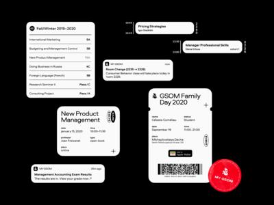 My GSOM Student App