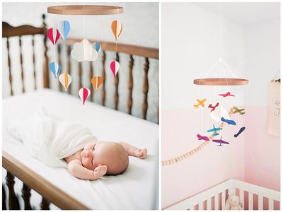 Mobile Baby Crib