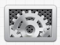 Settings Icon, inmeet.com?