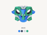 Masked twentyfive