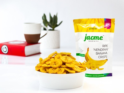 Pristine Jacme Package Design
