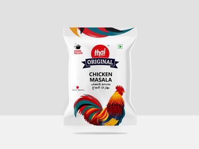 Thai Foods Package Design