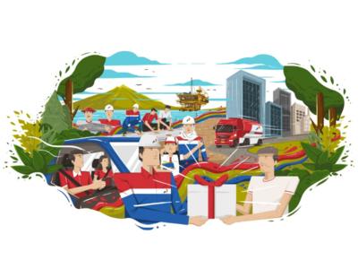 Sustainability Report PERTAMINA Hulu Kalimantan Timur #1