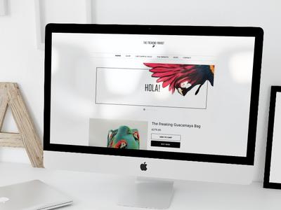 Web Design web illustration branding
