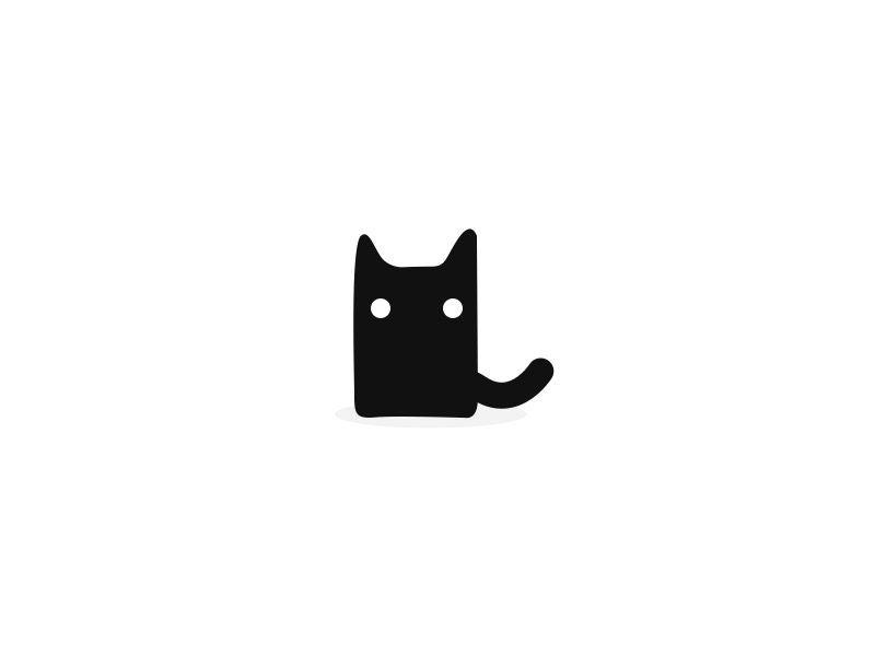 Meet Tubby cat logo youtube side projects