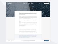 Blog Post Experiment