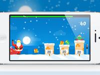 Santas Chimney Challenge - Christmas iOS Game