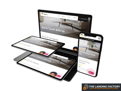 Contact us page template for flooring companies floor flooring solutions flooring service flooring floors flooring company contact us contact gray website page builder web design template responsive design responsive page layout landing page template landing page concept landing page elementor