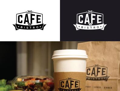 Logo - 360 Cafe & Bistro