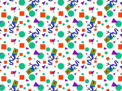 My Kid's Pattern dadtastic kid snake pattern