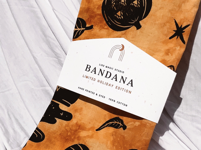 Bandana Bellyband