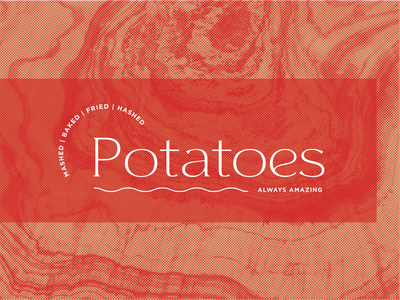 Amazing Potatoes