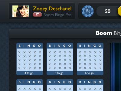 Boom Bingo Redesign