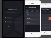 Heroku Mobile Manager