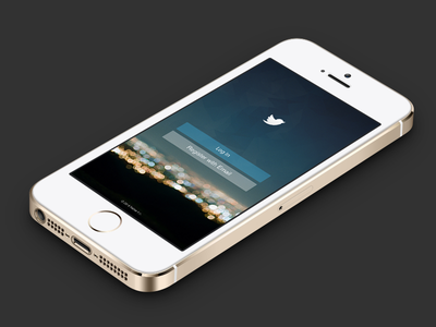 Twitter Redesign twitter ui ux photoshop illustrator branding identity freebie