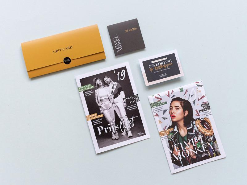 Branding Velvet Monkey graphic design brand identity design magazine lookbook brand design branding